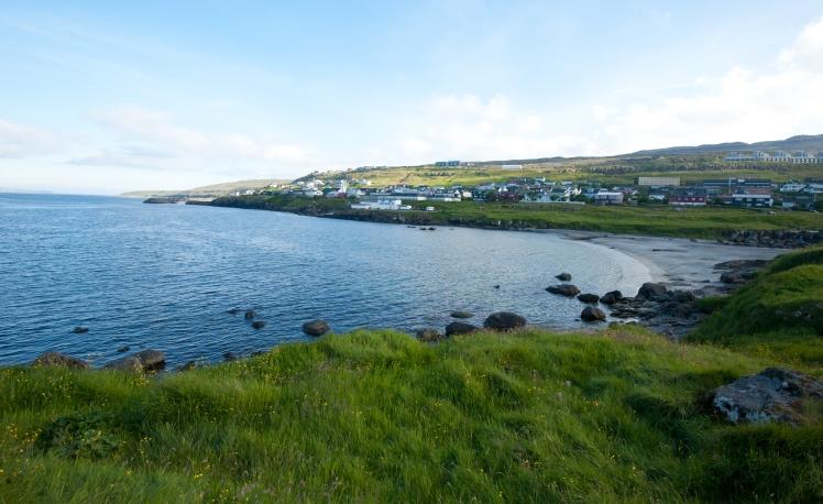 Tórshavn's killing beach DSC_4591